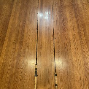 2 Light Fishing Rods for Sale in Hayward, CA