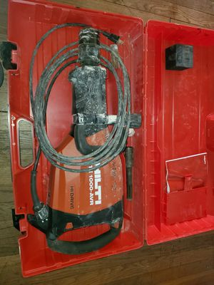 Hilti te1000 rotatory jack hammer for Sale in Spring, TX