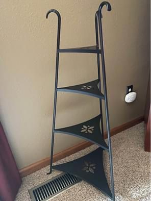 Longaberger Wrought Basket Stand for Sale in Columbus, OH