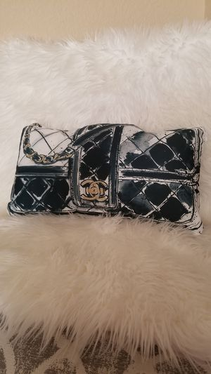 New in Packaging Lilipi Brand Chanel Bag Pillow for Sale in Colorado Springs, CO