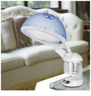 Large 2-in-1 Hair and Facial Steamer Face Steamer Humidifier for Sale in Perris, CA