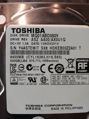 Toshiba hard drive for Sale in Fontana, CA