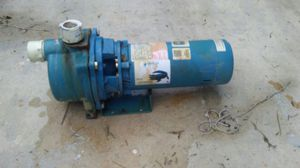 Sprinkler pump 1 horse and a half power for Sale in Lake Worth, FL