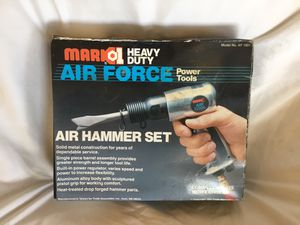 """ BRAND NEW "" MARK 1 AIR FORCE AIR HAMMER SET for Sale in Beaverton, OR"