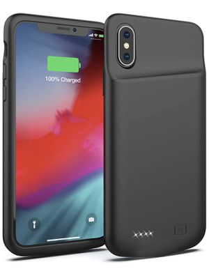 iPhone X/XS battery case for Sale in Indianapolis, IN