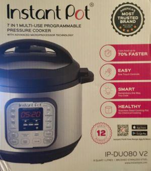 Instant pot 8QT for Sale in Houston, TX