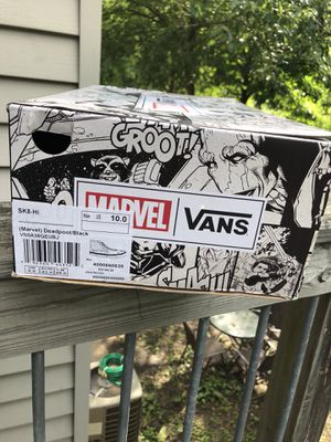 Vans dead pool for Sale in Severn, MD