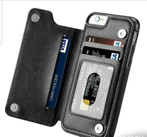 High- Grade Business Men Women Magnetic Leather Wallet Case Card for Sale in Austell, GA