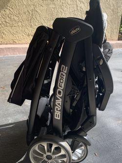 Chicco Bravo For 2 Stroller for Sale in St. Petersburg,  FL