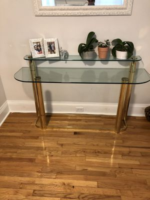Console table - side table for Sale in Kearny, NJ