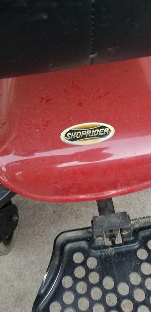 Shoprider chair for Sale in Sacramento, CA