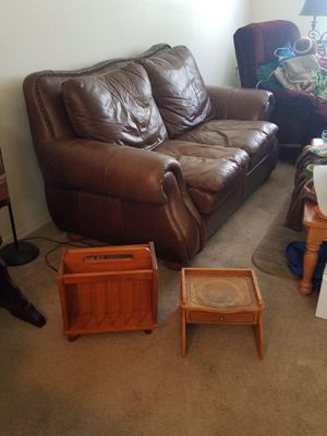 Couch 2 cushion super comfy for Sale in Young, AZ