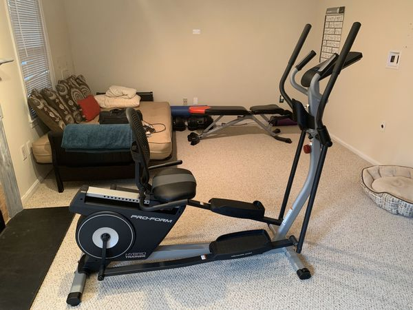 2 in 1 - Bike and Elliptical for Sale! Retail: $399, Selling for $150