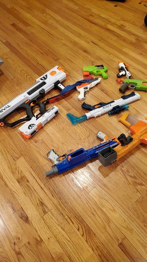 Nerf guns for sale for Sale in Stickney, IL