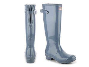 Size 11 Grey Hunter Rain Boots for Sale in Duluth, GA
