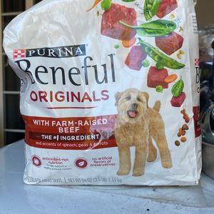 Dog Food And Pitbull Pup for Sale in Stockton, CA