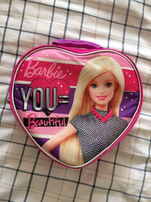 Barbie Heart Shaped Lunch Box for Sale in Tampa, FL