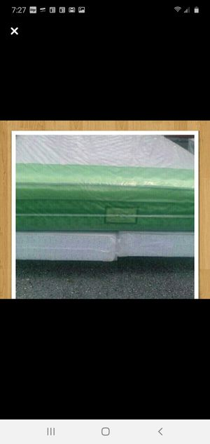 King size thick pillow top bed can deliver for Sale in Charlotte, NC