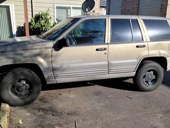 97 Jeep Grand Cherokee Laredo 4.0 Inline 6 for Sale in Portland,  OR
