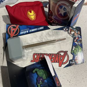 """CultureFly Marvel """"Avengers"""" Collector Box for Sale in Mount Hamilton, CA"""