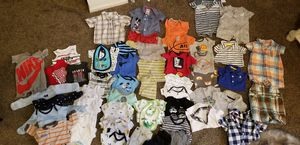 Baby boy clothing 0-3Months & 3Months. for Sale in West Valley City, UT