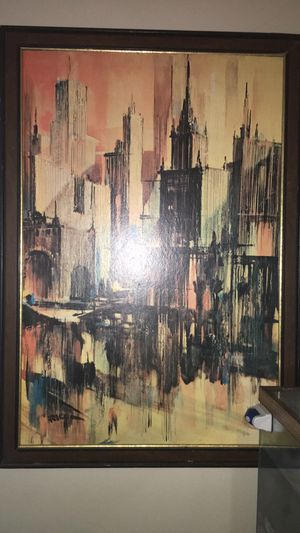 Rico Tomaso Painting for Sale in Fitzgerald, GA