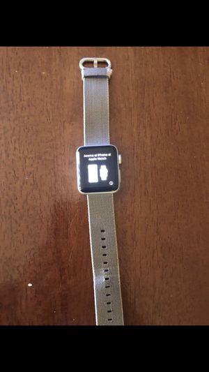 Apple Watch series 2 38(cracked screen) for Sale in Las Vegas, NV