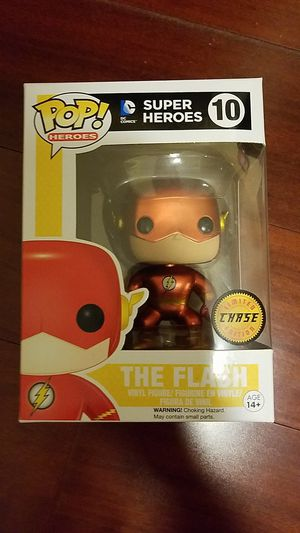 The Flash Limited Chase Edition for Sale in La Mirada, CA
