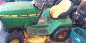 John Deere tractor 14 horsepower Kawasaki motor and Craftsman 14 horsepower for Sale in Baden, PA
