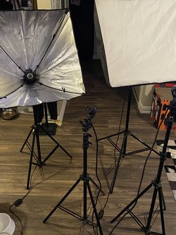 Lot Of Lighting Photography Equipment for Sale in Irving,  TX