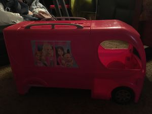 Barbie pop up camper for Sale in Hanover, PA