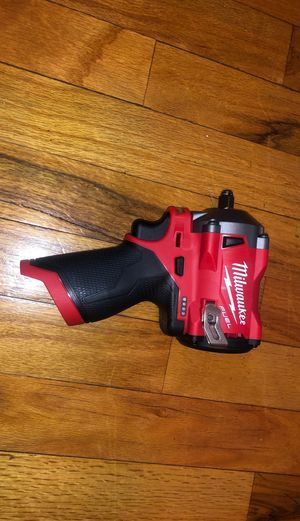 Milwaukee 3/8 impact wrench studdy 2554-20 for Sale in Laurel, MD