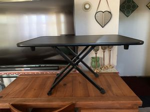 Black table for Sale in Phoenix, AZ