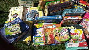 Kid's toys, games, desk, dolls and more for Sale in Winter Park, FL