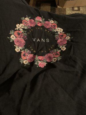 Girls vans shirt for Sale in Bakersfield, CA