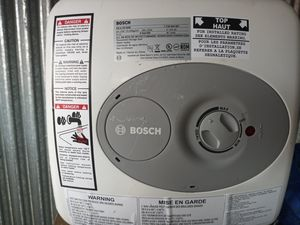 Bosch tankless water heater for Sale in Fort Worth, TX