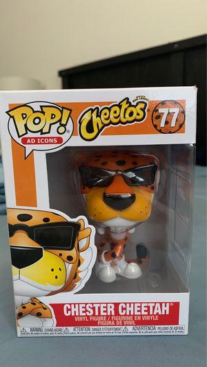 Funko Pop Chester Cheetah $20 for Sale in Chino, CA