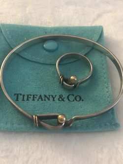 Tiffany & Co. Bracelet Ring Set for Sale in Pompano Beach,  FL