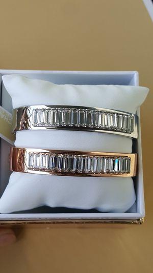 New Authentic Michael Kors Women's Bedazzled Bracelets 🎁❤🎁❤ for Sale in Montebello, CA