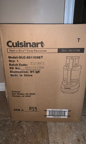 Cuisinart Food processor. for Sale in Bellmore, NY