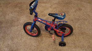 Spiderman toddler bike for Sale in Frostproof, FL