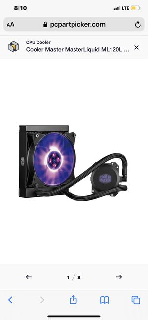 Gaming pc liquid cooler **BRAND NEW** for Sale in Homestead, FL