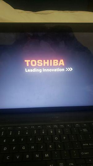 Toshiba laptop for Sale in Las Vegas, NV