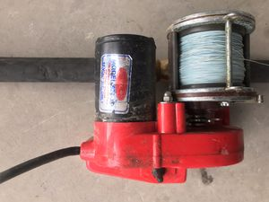 Electric Fishing rod and reel for Sale in Goodyear, AZ