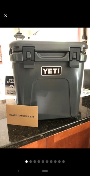 YETI® Roadie 24 Cooler (Charcoal) - BRAND NEW! for Sale in Germantown, MD