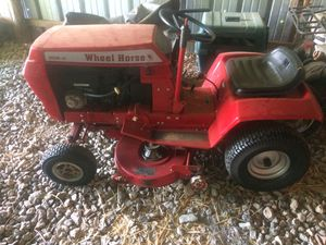 Wheel horse mower for Sale in Ijamsville, MD