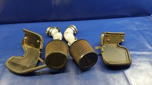 NISSAN 370Z PAIR OF TYPHOON INTAKE SYTEM 3.7l for Sale in Fort Lauderdale, FL