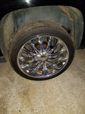 24in rims. for Sale in Covington, GA