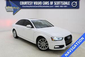 2014 Audi A4 for Sale in Scottsdale, AZ
