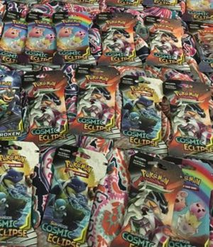 Brand New Pokemon Booster Packs for Sale in Graham, WA